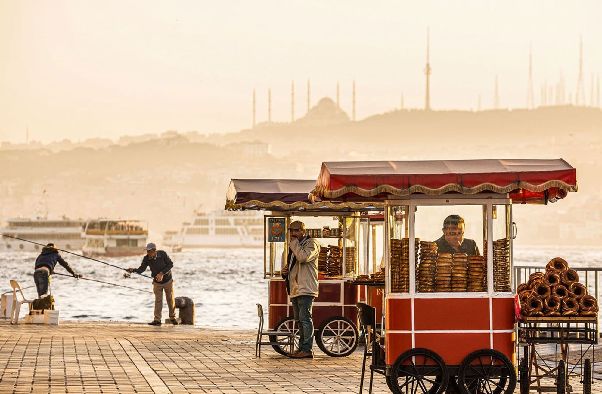 Top-rated Attractions in Istanbul