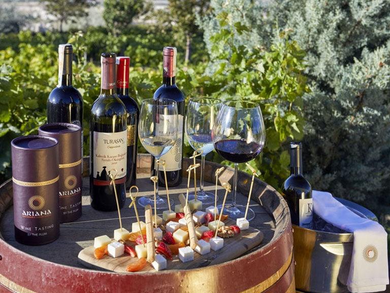 Cappadocia Wine Turasan
