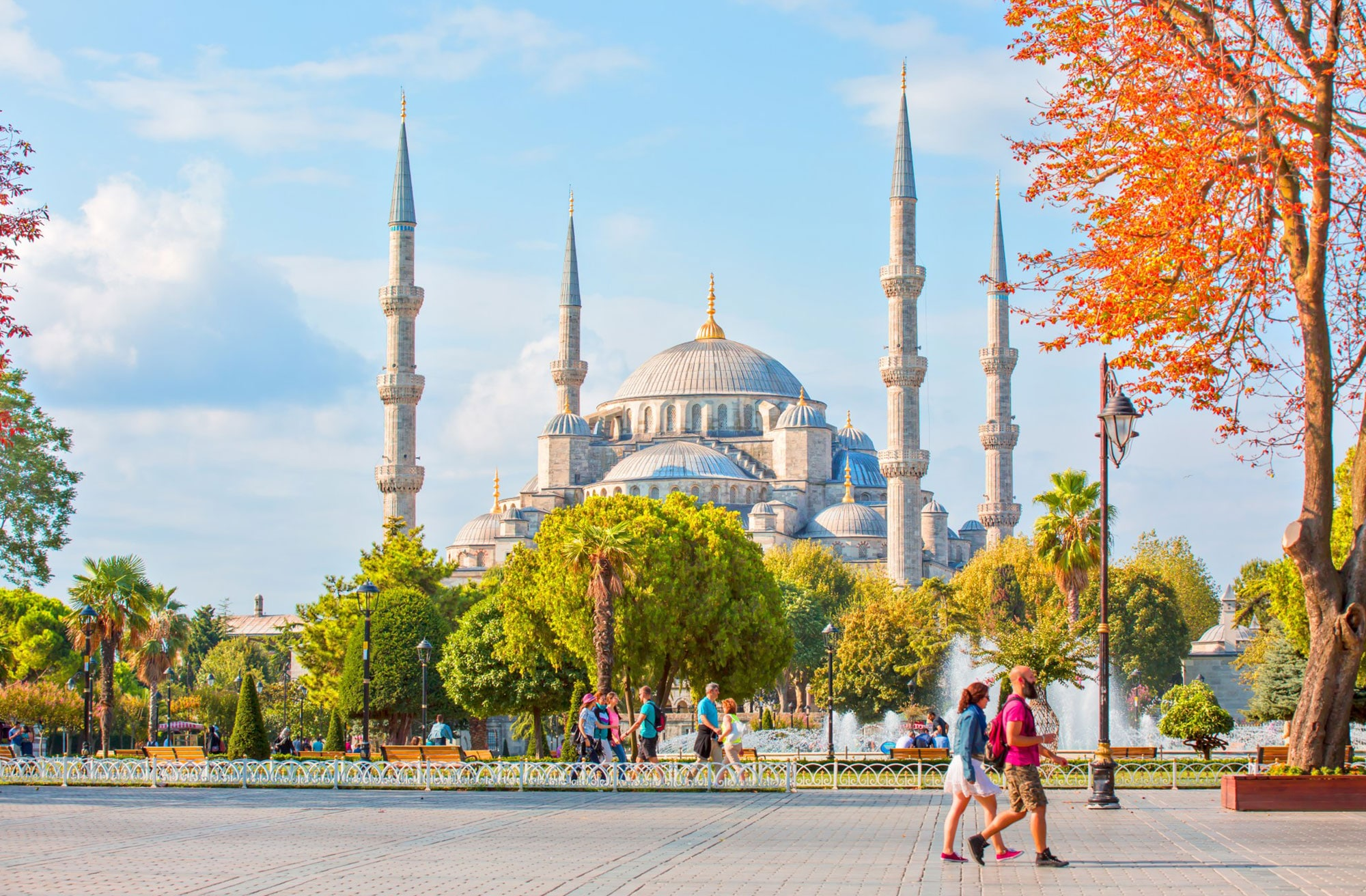 Hiring a Tour Guide in Turkey