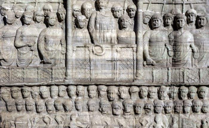 Istanbul Hippodrome Obelisk of Theodosius