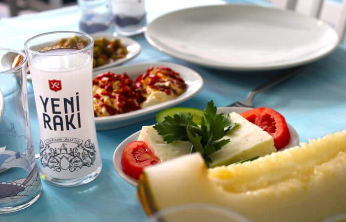 Turkish Raki: National Drink of Turkey