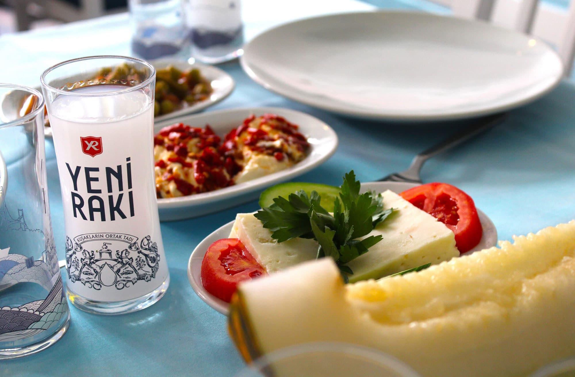 Turkish Raki: National Drink of Turkey