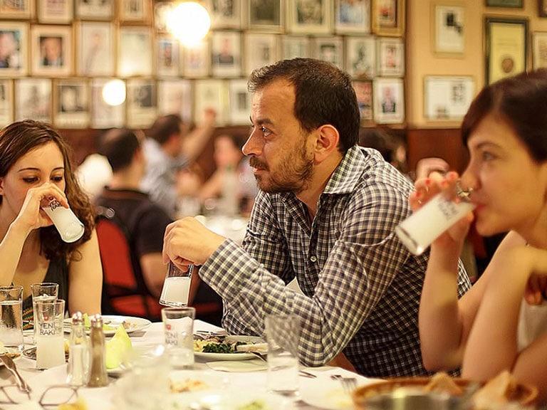 Turkish Raki Restaurant vs Tavern