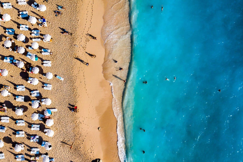 Gulet Kalkan Beach