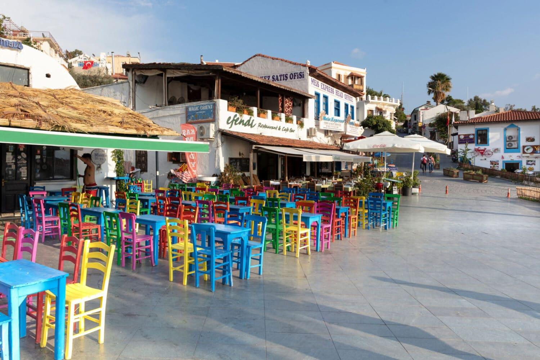 Gulet Kas Town Center
