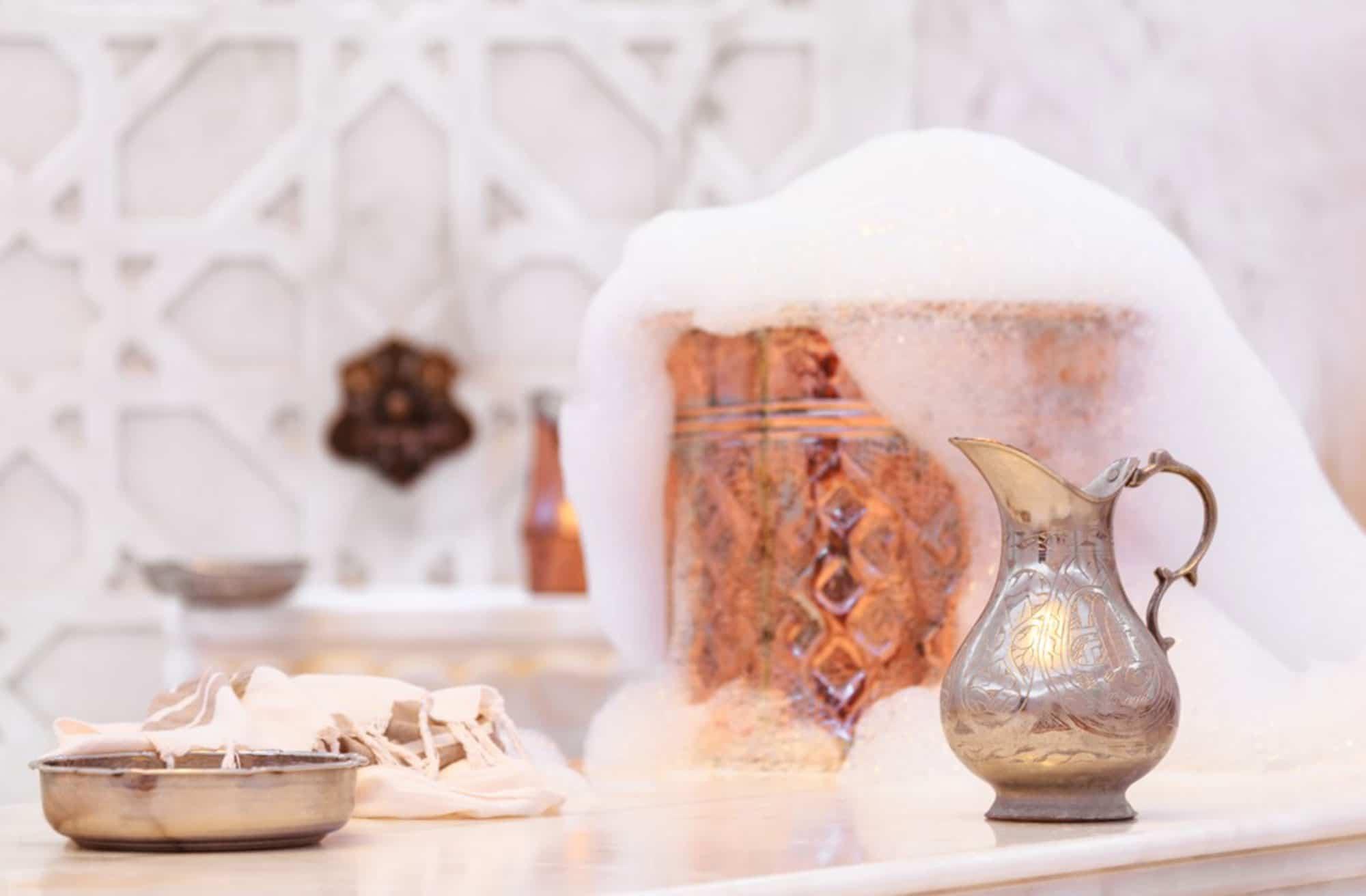 Hammam Traditional Turkish Bath