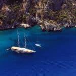 Private Blue Cruise Charter on Antalya-Fethiye