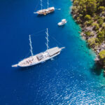 Private Gulet Charter from Bodrum to Gokova