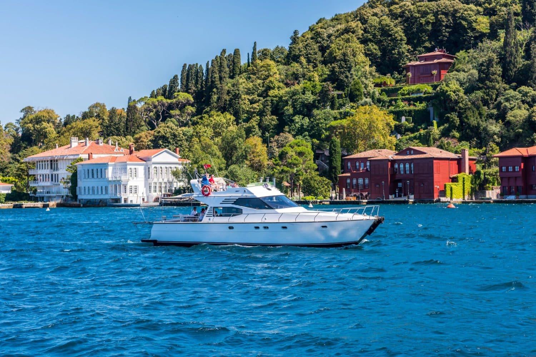 Tour Photos Family Trip Bosphorus Cruise