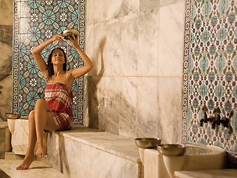 Turkish Bath Dressing