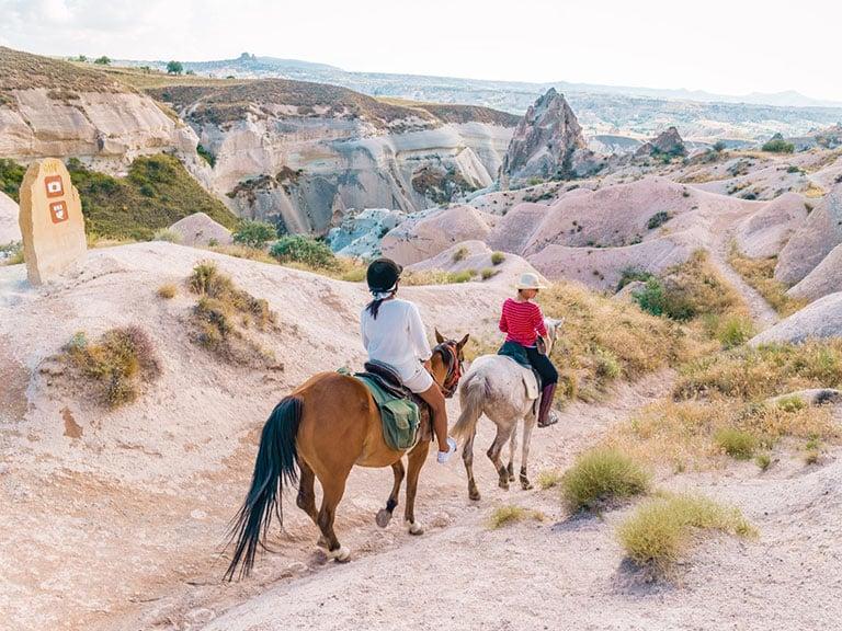 Cappadocia Horse Riding at Red Valley