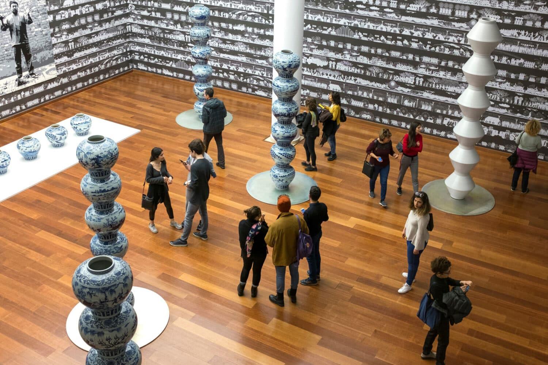 Tour Photos Istanbul Museum Modern Art ex