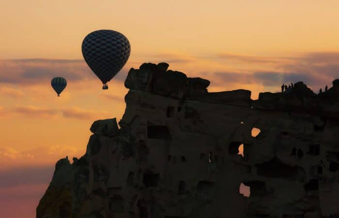 Amazing Landscapes & Unusual Rock Formations in Cappadocia