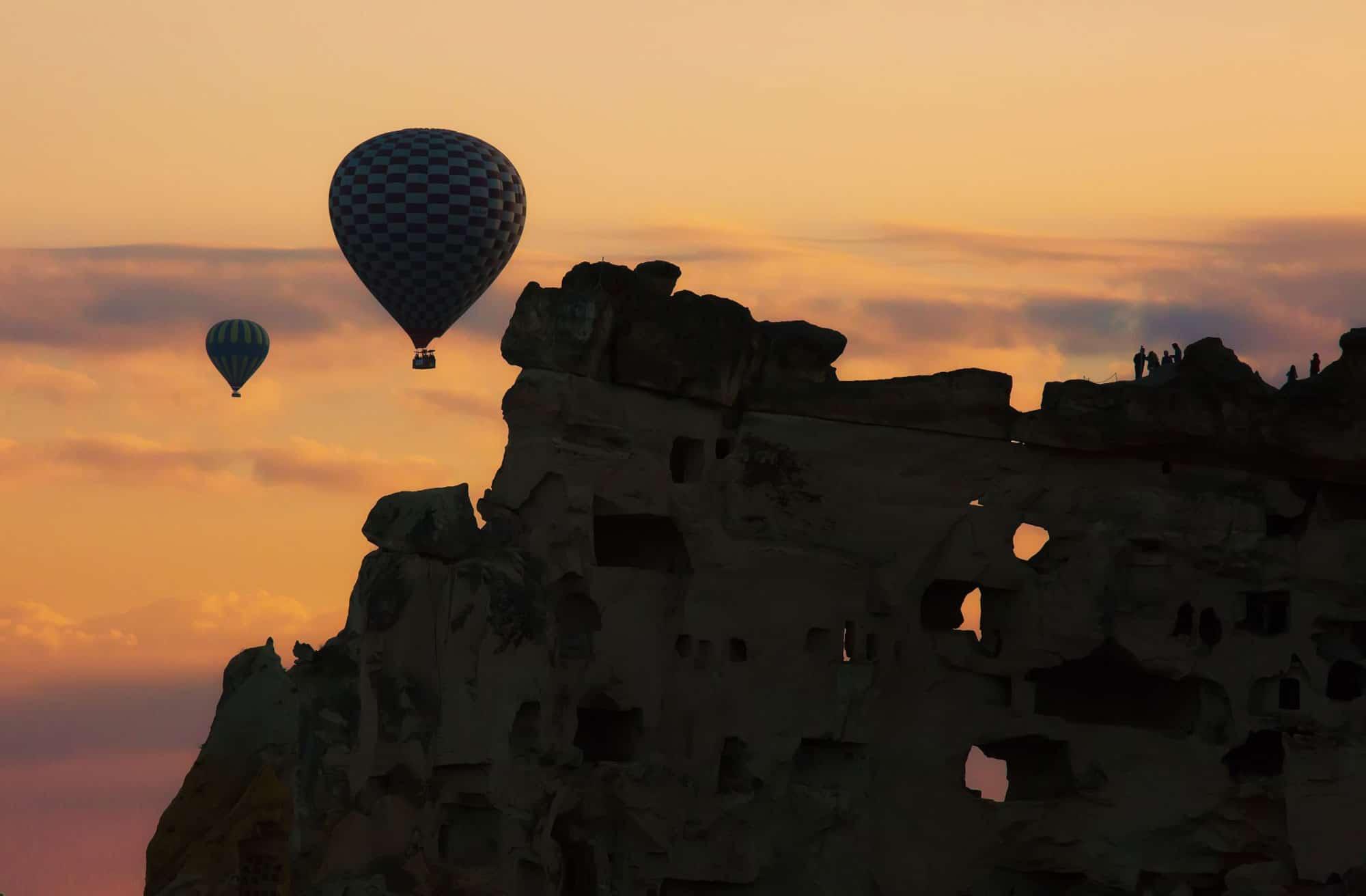 Amazing Landscapes & Unusual Rock Formations in Cappadocia