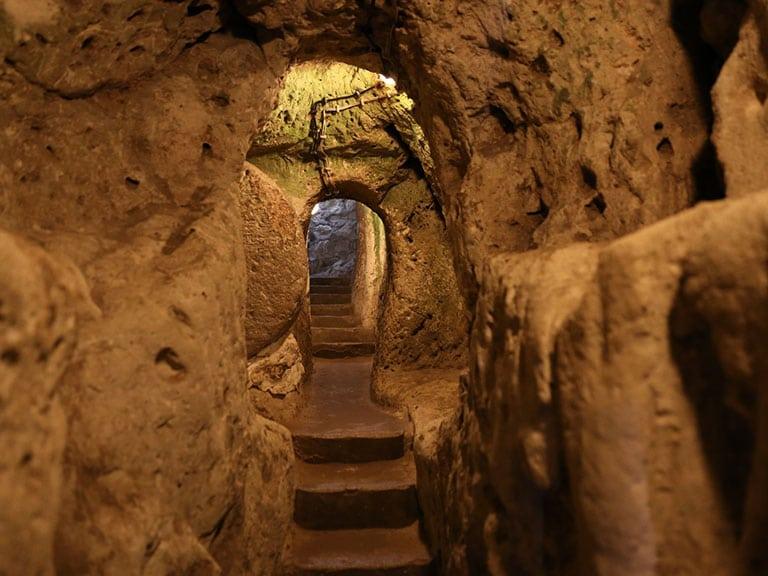 Cappadocia Formations Underground Cities