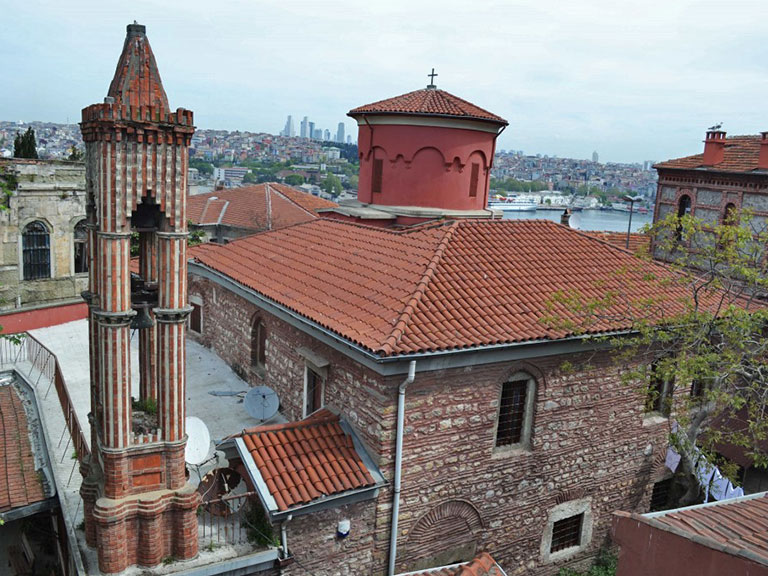 Church of Our Lady of the Mongols (Bloody Church) Istanbul