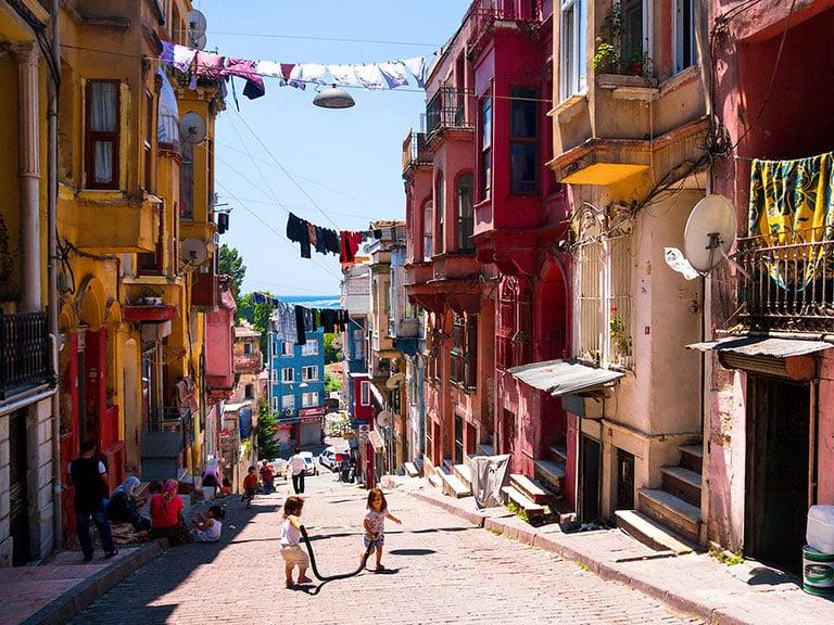 Explore Fener Balat Istanbul