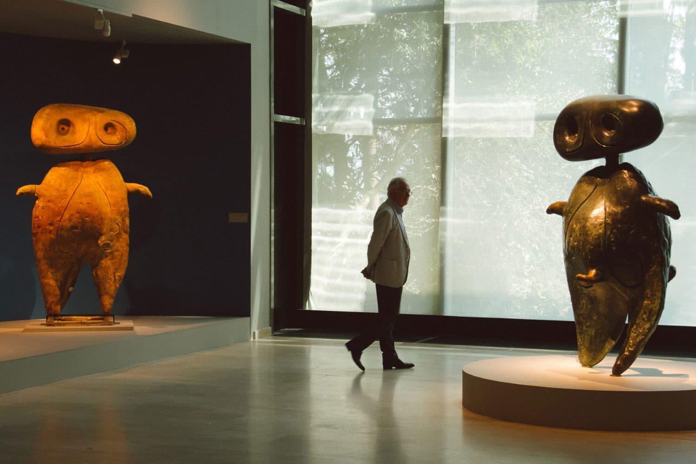 Joan Miro Sakip Sabanci Museum Istanbul