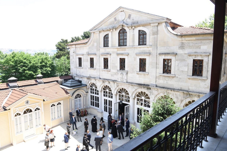 Tour Photos Fener Balat Ecumenical Orthodox Patriarchate