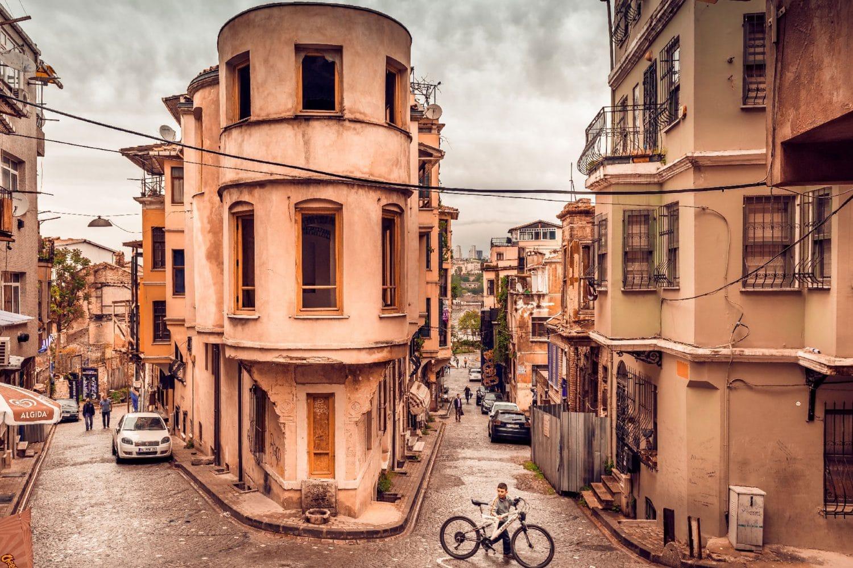 Tour Photos Fener Balat Streets