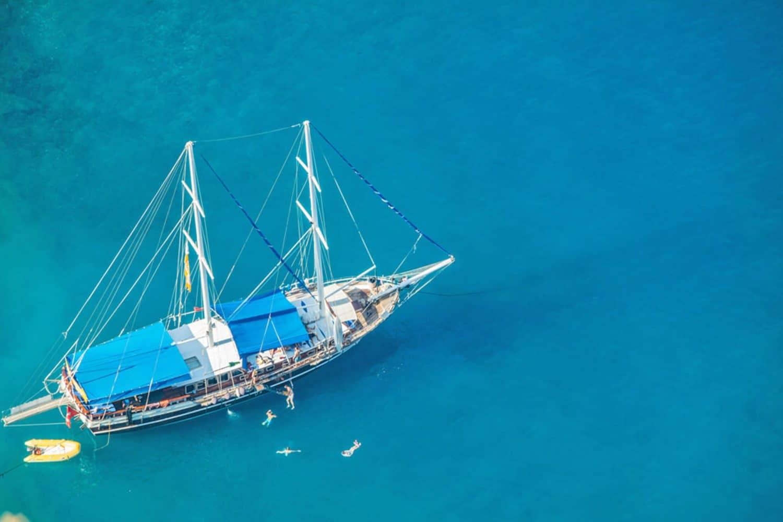 Gulet Charter Ekincik Fethiye Gulf