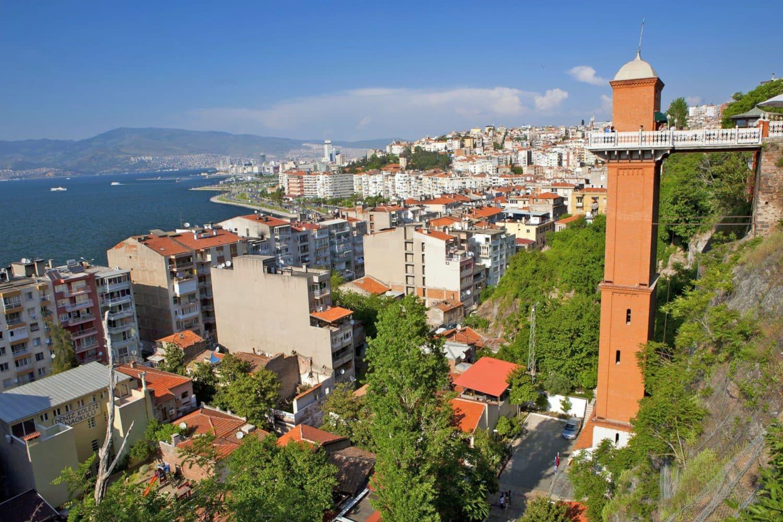 Tour Photos Izmir Town Old Elevator
