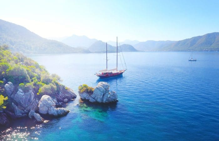 Private Blue Cruise Charter in Bodrum - Fethiye - Gocek