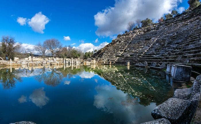 Private Day Tour of Stratonikeia from Kusadasi or Bodrum