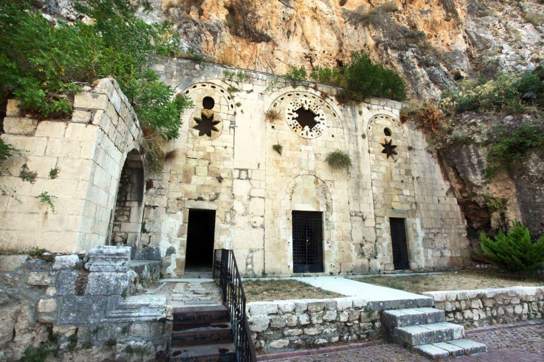 Tour Photos Church of St. Peter in Antakya, Turkey