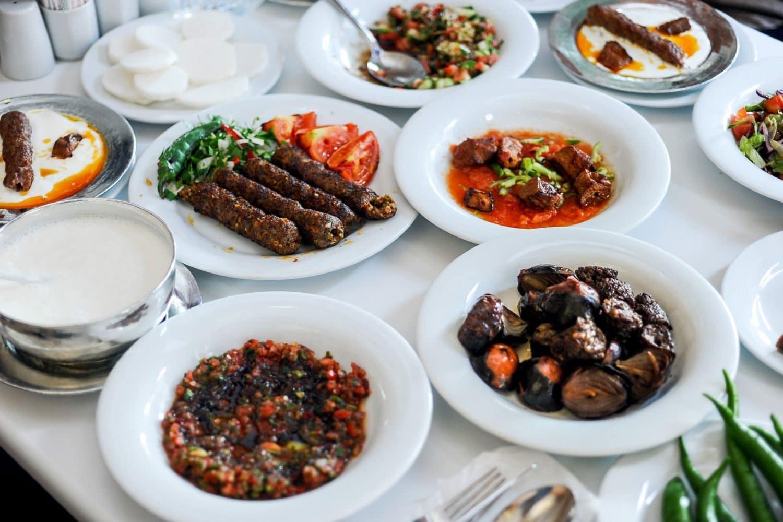 Tour Photos Gaziantep Kebabs